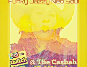 Tori Roze & The Hot Mess @ The Casbah LIVESTREAM!